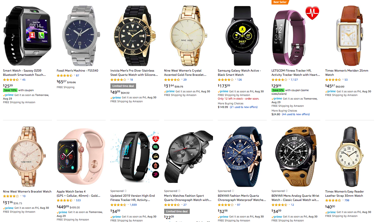 Watches - dealsinretail.com
