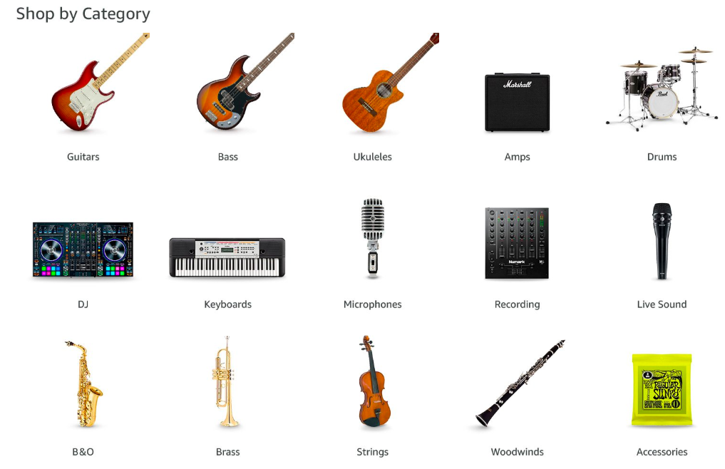 Musical Instruments - dealsinretail.com