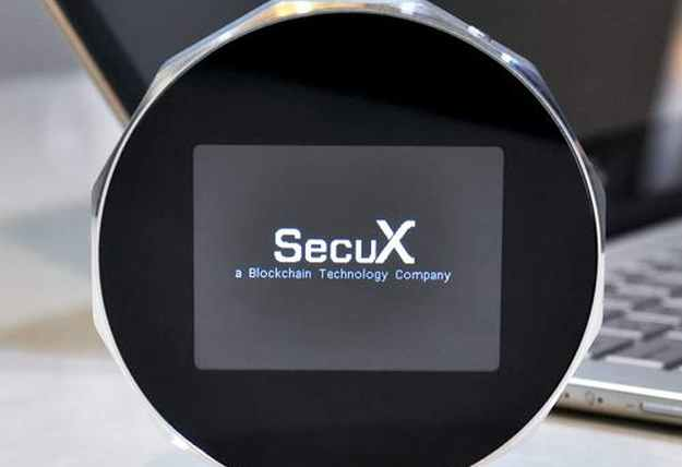 Blockchain startup SecuX launches world's first integration of crypto hardware wallet and retail payment solution - deals in retail