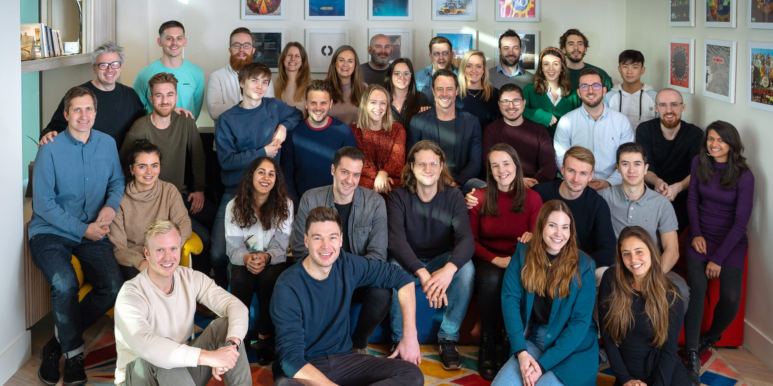 Check out the pitch deck this London-based startup used to raise $10 million to tackle mental health in the workplace - deals in retail